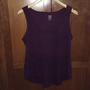 NWOT Old Navy size M plum tank top
